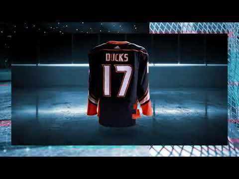 new concept 48975 9de2d Anaheim Ducks - Adidas Jersey