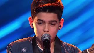 12-letni Igor Konieczny i jego ukulele w finale! [Mam Talent!]