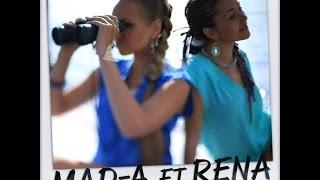 Смотреть клип Mad-A Feat. Rena - CMon