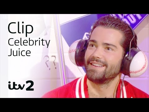 Jesse Metcalfe Spreads Some Gossip  Celebrity Juice  ITV2