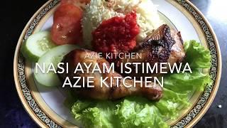 Detail recipe, please click my blog at http://www.aziekitchen.com/2017/10/nasi-ayam-istimewa-azie-kitchen.html Please follow me at : Instagram aziekitchen FB ...