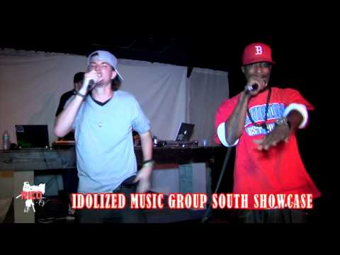 CREMRO AND LILTRUMP360 AT IDOLIZED MUSIC GROUP SOUTH AT 1112 LOUNGE