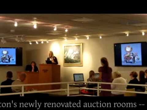 Auctions at Skinner Boston