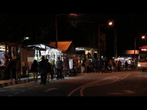 Batu Ferringhi Night Market Penang MALAYSIA
