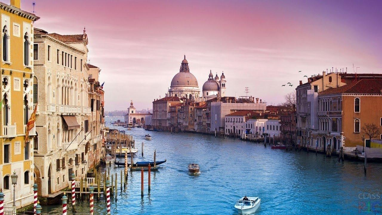 Венеция I Лучшие путешествия I Европа Смотри на OKTV.uz
