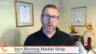 Tuesday Morning Market Wrap - Stocks slide on #Fed and #China fear, forex holds against the US do...