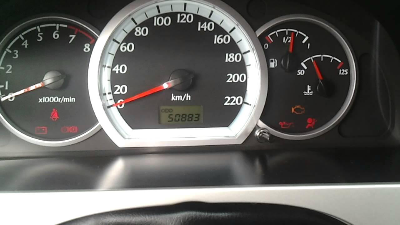 почему горит индикатор airbag chevrolet lacetti