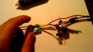 Простейшая глушилка автосигнализаций 433.92 мГц(все описание тут: http://phreakerclub.com/forum/showthread.php?t=45&page=8 радиус действия более 50 метров., 2014-10-14T10:59:21.000Z)