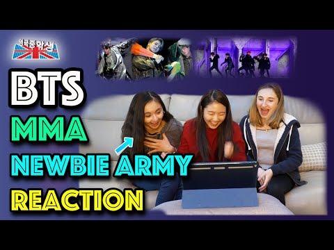 BTS MMA 공연 리액션- 신입 ARMY 영국 친구!!! 친구들은 왜 BTS를 좋아할까요?
