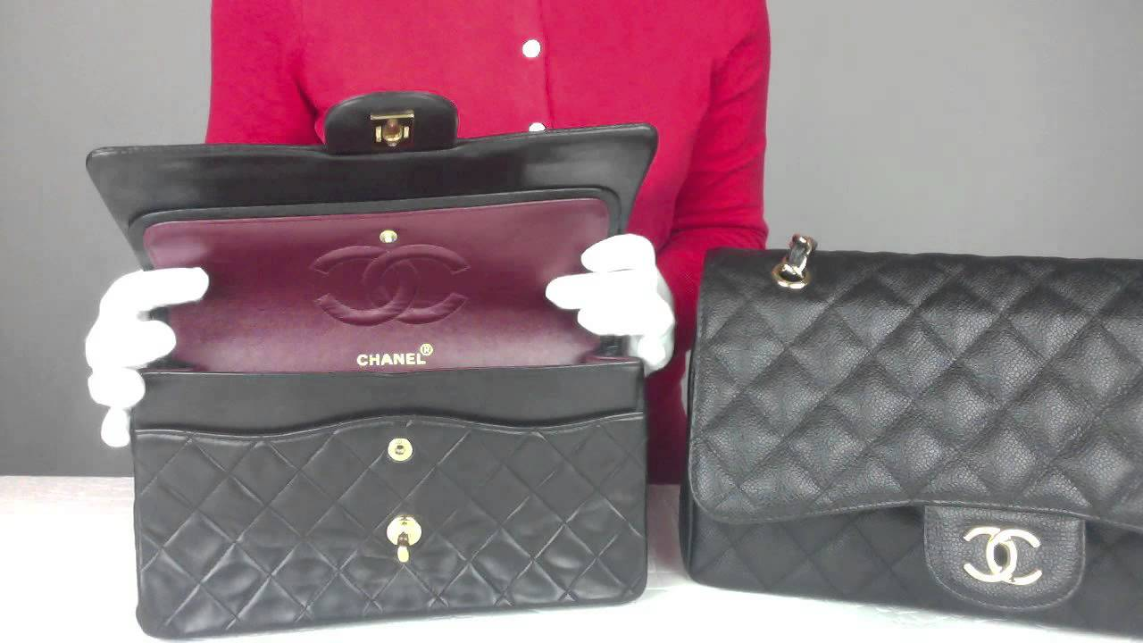 df740644c1a5 How to Spot a Fake Chanel 2.55 Bag (Secret Vintage Collection) - YouTube