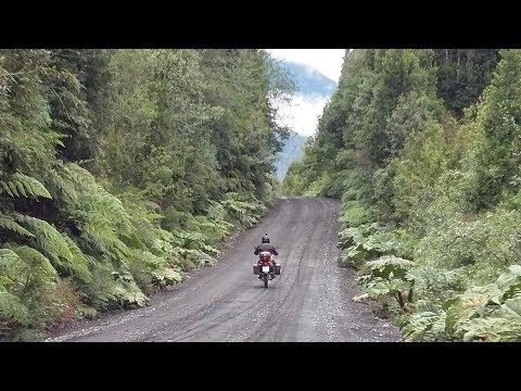 Carretera Austral en moto 2018