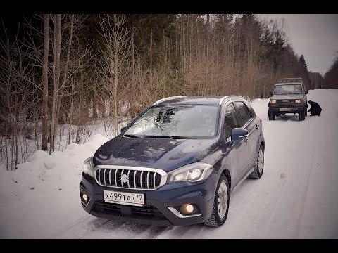 Тест-драйв Suzuki SX4 в тверских лесах