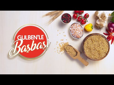 Gülben Ergen'in Salatasının Sırrı: Duru Başbaşı Bulgur
