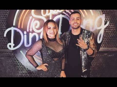 Márcia fellipe e Jerry Smith no Faustão - Completo.
