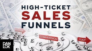 High Ticket Sales Funnels for Coaches & Consultants - The Art of High Ticket Sales Ep. 10