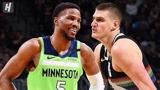 Minnesota Timberwolves vs Denver Nuggets - Full Highlights | February 23, 2020 | 2019-20 NBA Season