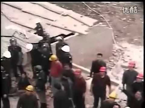 Chinese government fighting with Chinese ordinary people .Please help them!![遵义]2