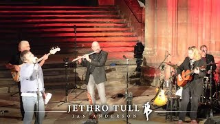 ian anderson from jethro tull with bruce dickinson   jerusalem