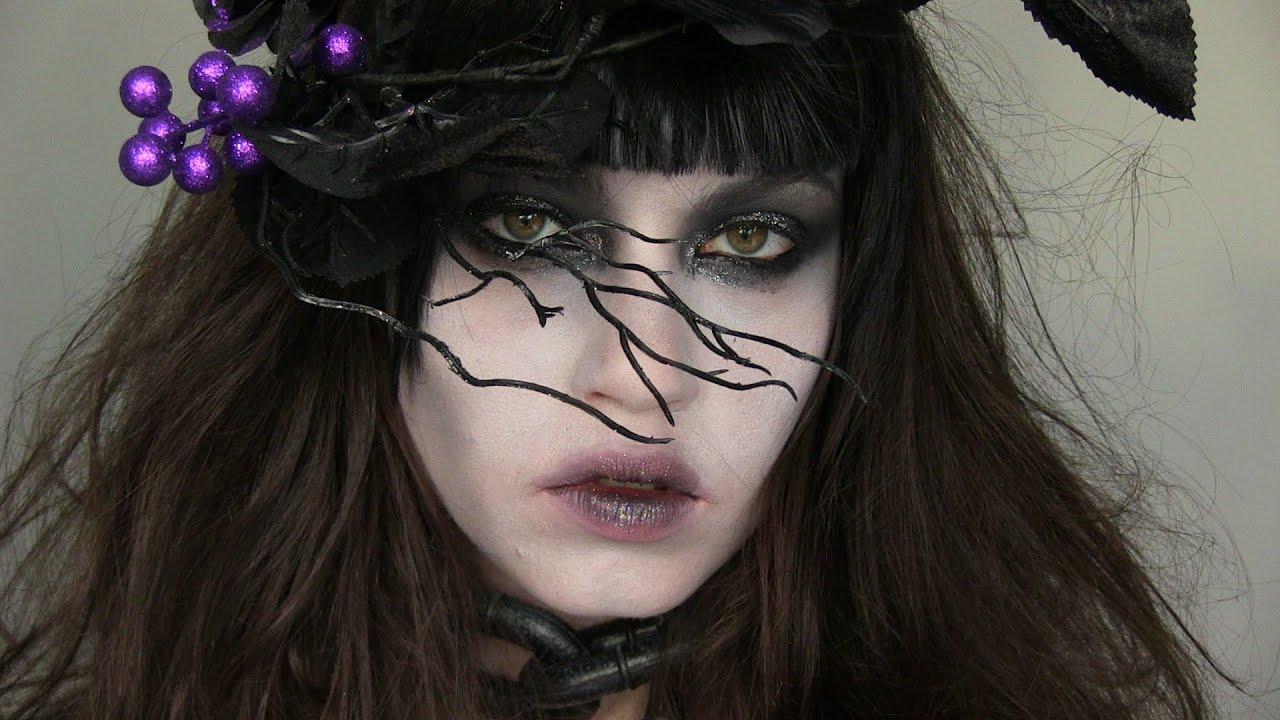 Dead Ghost Bride Halloween Look | Eman - Dead Ghost Bride Halloween Look | Eman