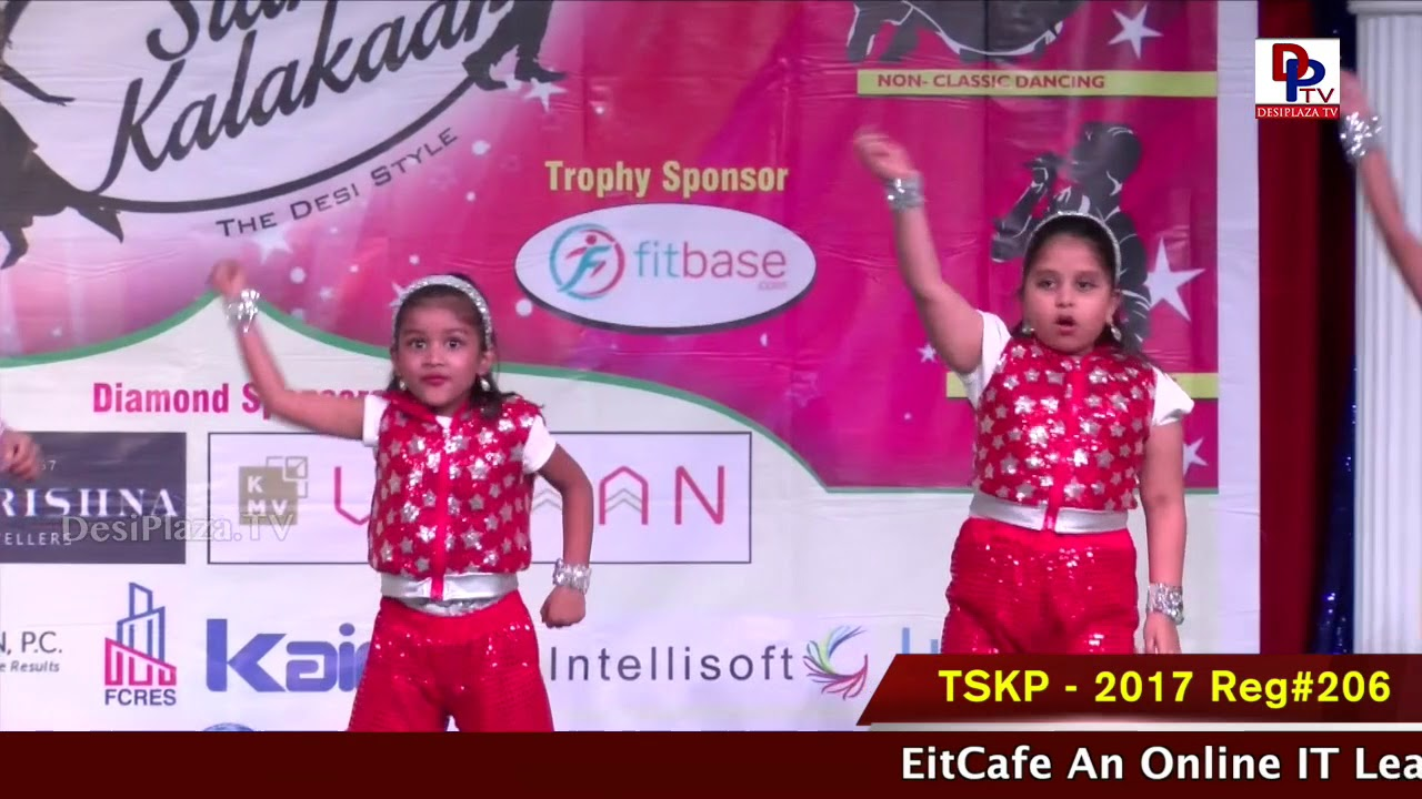 Finals Performance - Reg# TSK2017P206 - Texas Star Kalakaar 2017