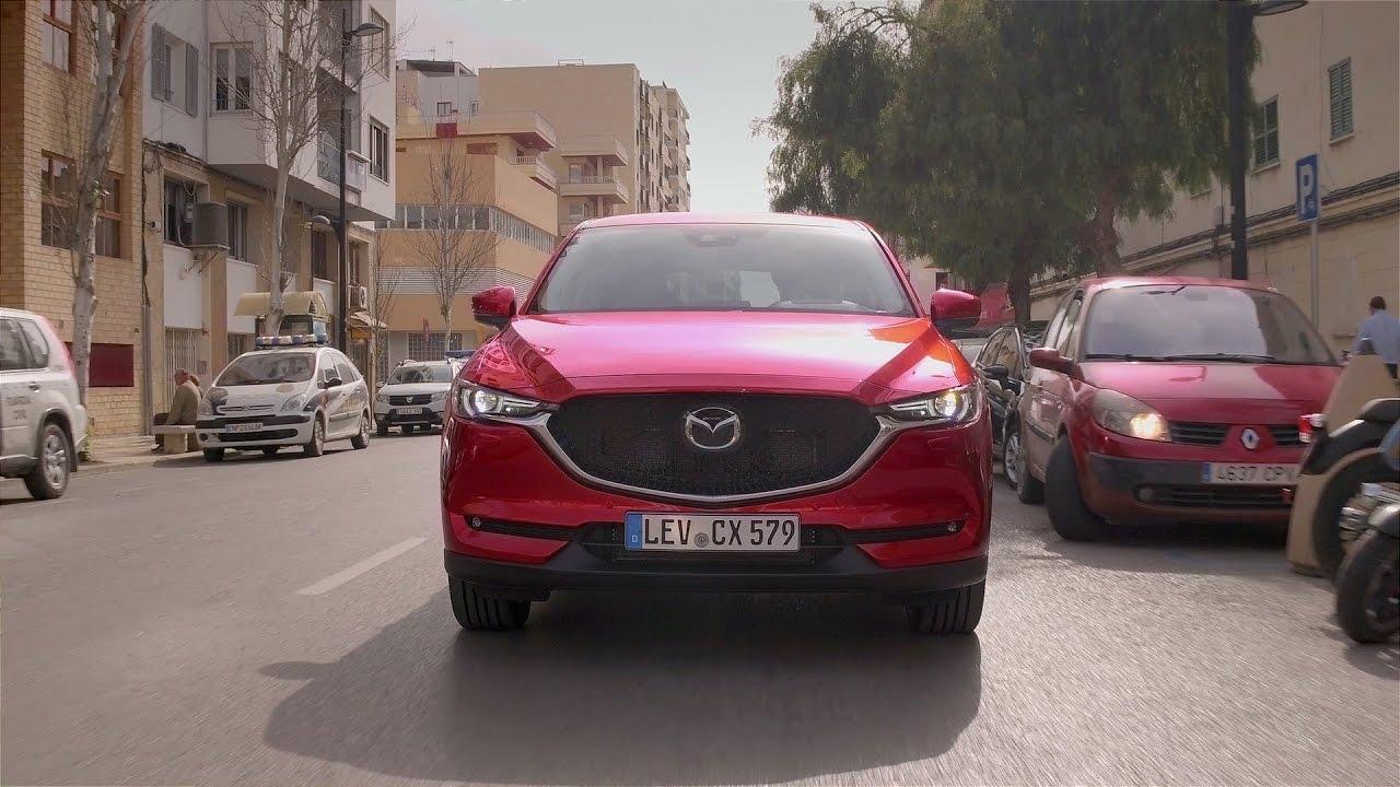 2017 mazda cx-5 - driving, interior & exterior (eu spec) - youtube