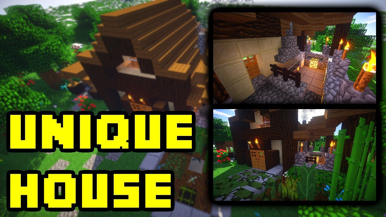 Minecraft Cool Easy Survival House Tutorial Xbox PE PS3 PC YouTube