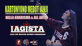 Download KARTONYONO MEDOT JANJI NELLA KHARISMA & ALL ARTIS LAGISTA LIVE SEMARANG FAIR | STR