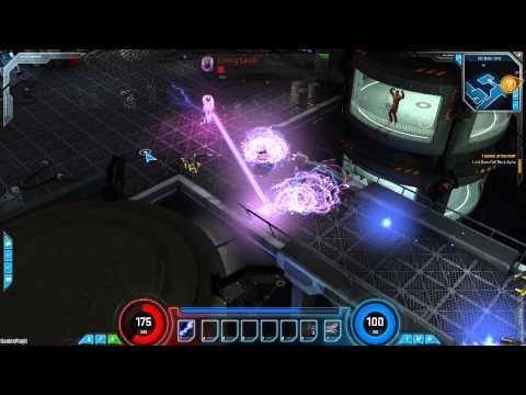 [HD 1080p] Marvel Heroes  (Trailer+Gameplay)