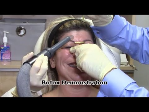 A E Skin Botox Injection Demonstration 15 - A E Skin - Encino, CA - 818-835-1833