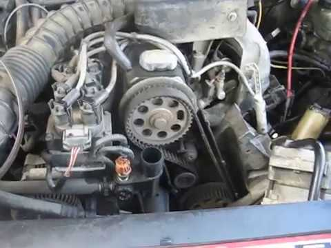 Timing Belt Replacement Ford 23 and 25 19962011  YouTube