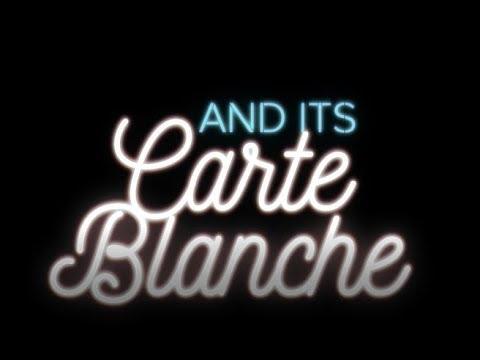 Pernod Ricard Carte Blanche 2018 - Kourtney Roy