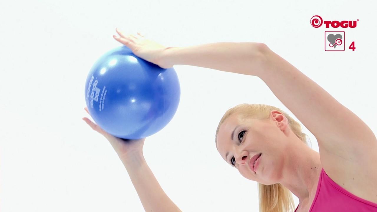 Hypertonie Exercises mit TOGU-Produkten - YouTube
