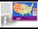 History of Women's Right to Vote in the U.S.