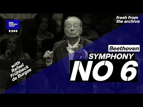 Symphony No. 6 - Beethoven  // Danish National Symphony Orchestra & Rafael Frühbeck de Burgos (Live)