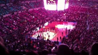 Knicks Vs Raptors @Madison Square Garden