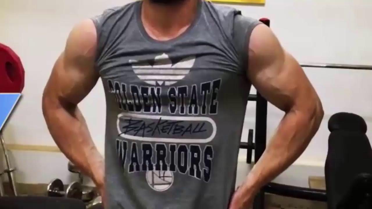 اقوى التمارين لتضخيم عضلات الصدر    تمرينة بنش كاملة للتضخيم