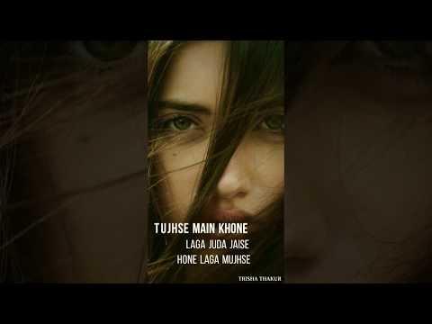 Tujhe Bhula Diya   Female Version   Sad   WhatsApp Status Video   30 Sec   Lyrics