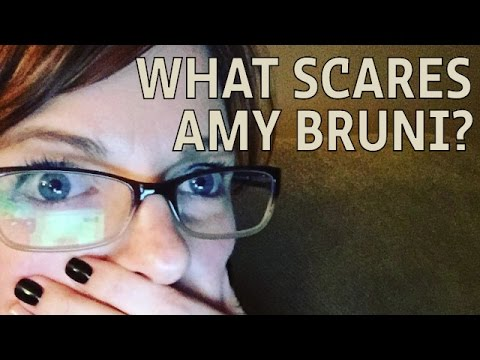 What Scares Amy Bruni From Ghost Hunters?