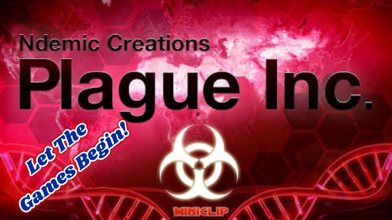 Is it that bad!? Plague inc.