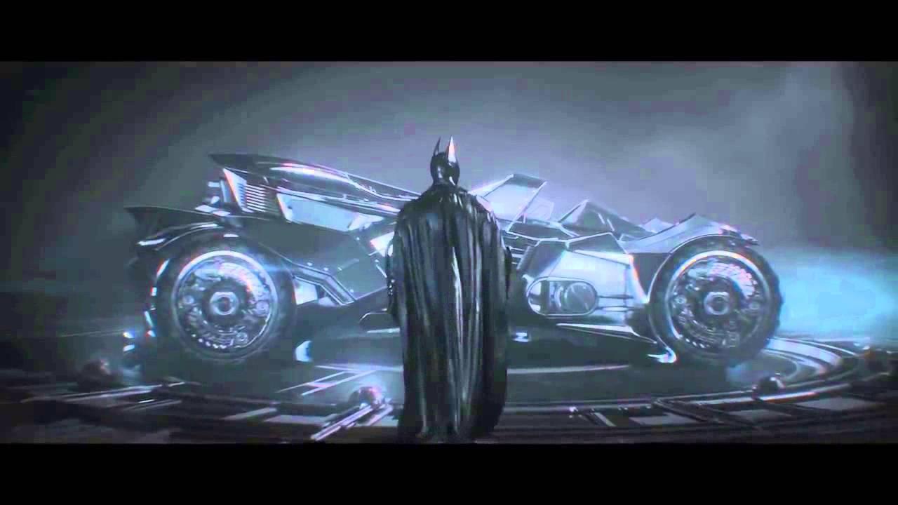 Batman Arkham Knight First Trailer Youtube