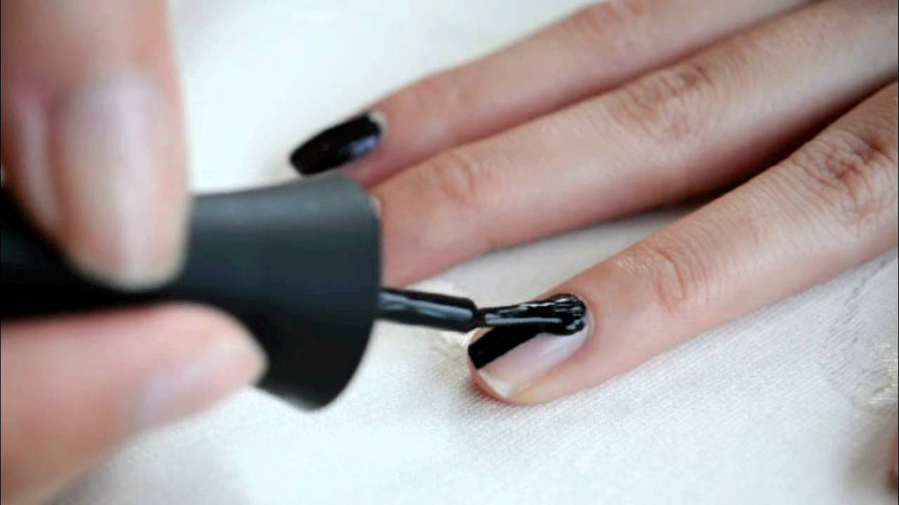 DIY Matte Nails by Steam - YouTube