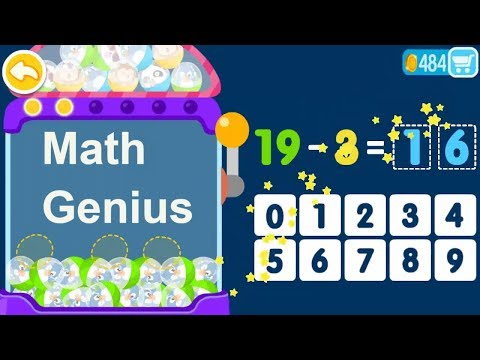 Math Genius | Learn Math for Kids | Learn Addition and Subtraction