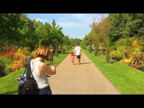 London Walk - REGENT'S PARK on a Summer's Afternoon - England, UK