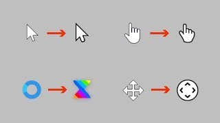 Mouse Cursor History (and why I made my own)