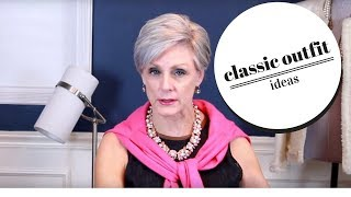 7 classic outfit ideas | style over 50
