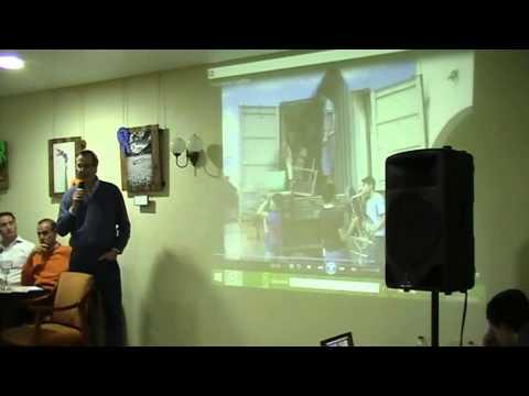 Asociación Proyecto Honduras en el Casino de Rociana