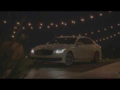 Kia K Headlights & Tail Lights