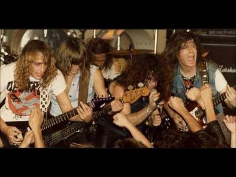 Exodus- The Stone, San Francisco Ca. 9/14/85 Audio Only