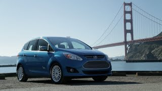 2013 Ford C-Max Energi Plug-In Hybrid - Review - CAR and DRIVER