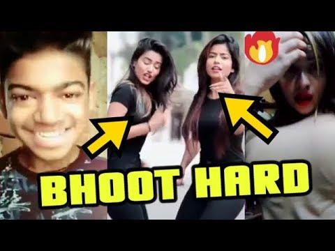 Bhoot Hard || Teri Pyari Pyari Do Ankhiyan || Funny Tik Tok Videos 2019